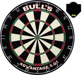 Bulls Advantage 501 Dartbord Kopen   Darts Warehouse