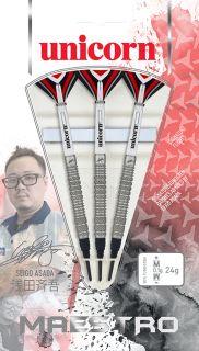 Softtip Maestro Seigo Asada P2 90% | Unicorn | Darts Warehouse