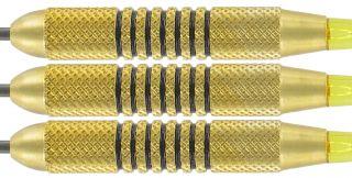 Speedy Yellow 24 gram | McKicks Dartpijlen | Darts Warehouse