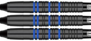 Vapor Z Black Blue 80% Softtip Darts | Darts Warehouse