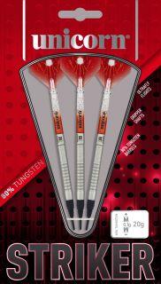 Unicorn Softtip Core Striker 1 80% | Darts Warehouse