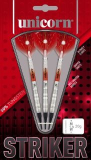 Unicorn Softtip Core Striker 4 80% | Darts Warehouse