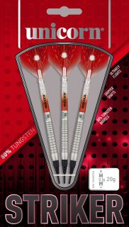 Unicorn Softtip Core Striker 5 80% | Darts Warehouse