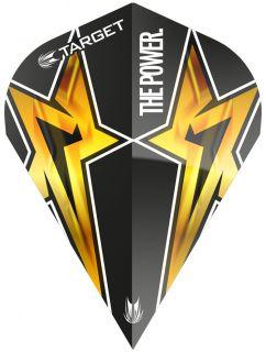 Target Phil Taylor Vision G3 Vapor S Black Star | Darts Warehouse