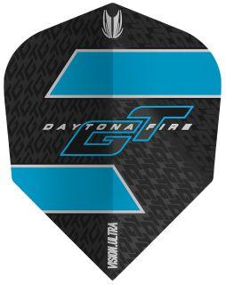 Vision Ultra Daytona Fire GT Std.6   Target Dartflights   Darts Warehouse