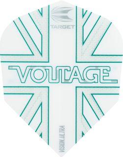 Vision Rob Cross Voltage Flight Std.6 Target   Darts Warehouse