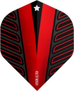 Vision Ultra Player Rob Cross Voltage Std. Red   DartsWarehouse