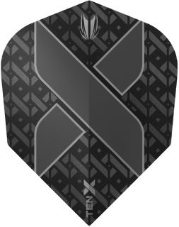 Vision Ultra Ten-X. Black Target Dartflights | Darts Warehouse