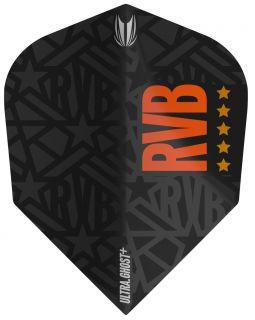 Vision Ultra Ghost+ RVB Std.6 Target Dartflight | Darts Warehouse
