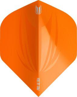 Target ID Pro Ultra Std. Orange Flights | Darts Warehouse