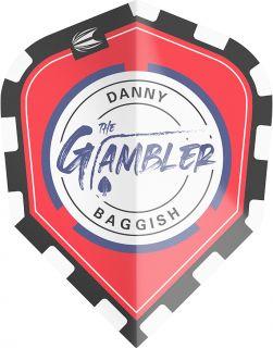 Vision Ultra Danny Baggish 90 Std.6 Target Dartflights | Darts Warehouse