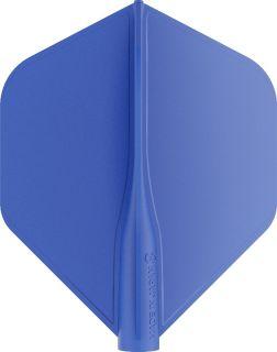 8 Flight Std. Blue Target Dartflights   Darts Warehouse