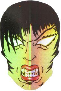 ! Shape Skull Frankenstein