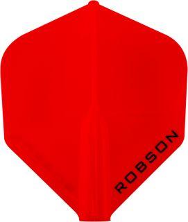 Bull's Robson Plus Flight Std. Red | Darts Warehouse