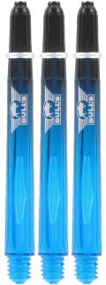 Airstriper Medium Blue Bull's Nylon Shafts | Darts Warehouse
