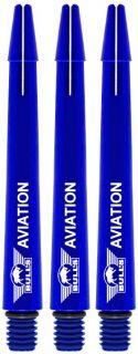 Bull's Aviation Medium Blue | Strong Aluminium | Darts Warehouse