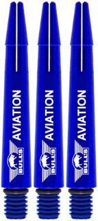 Bull's Aviation In Between Blue | Strong Aluminium | Darts Warehouse