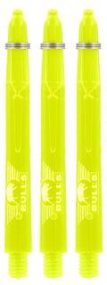 Glowlite Color Medium Yellow | Nylon Shafts | Dartswarehouse