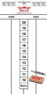 Bulls Scoreset Flex 60x30