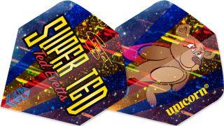 UltraFly Ted Evetts Big Wing Unicorn Flight | Darts Warehouse