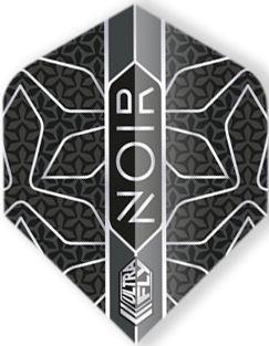 UltraFly Noir Star Std. Unicorn Flight | Darts Warehouse