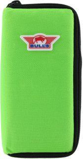 Bull's Unitas Mid Case Nylon Green | Darts Warehouse
