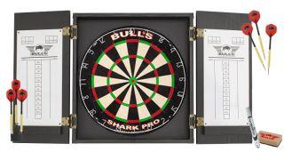 Cabinet Dartboard Pro Set