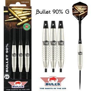 Bulls Bullet Grooved Dartpijlen Kopen | Darts Warehouse