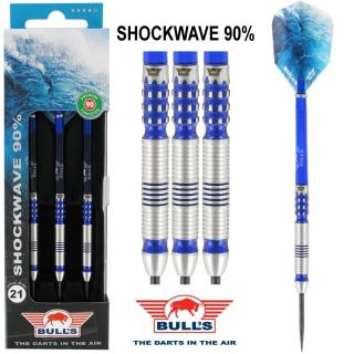 Shockwave 90%   Bull's Dartpijlen   Webwinkel Dartswarehouse