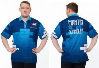 Bull's Martin Schindler Matchshirt | Darts Warehouse