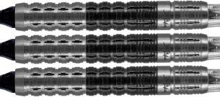 Softtip Pavel Jirkal 90% Black | Bull's NL Darts | Darts Warehouse