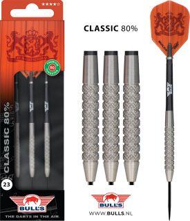 Bulls Classic 80% 23 gram Darts Kopen   Darts Warehouse de online dartshop