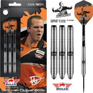 Dirk van Duijvenbode 90% Bull's Darts | Darts Warehouse