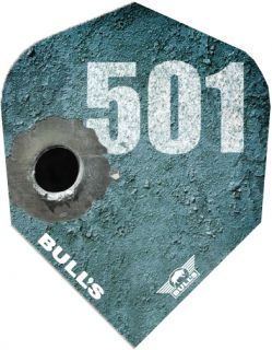 Bull's Powerflight Std.6 @501 | Darts Warehouse