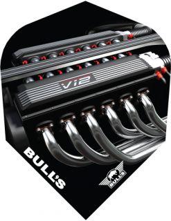 Bull's Powerflight Std.6 V12 | Darts Warehouse