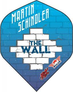Martin Schindler The Wall Flight Bull's | Darts Warehouse