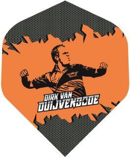 Powerflite P Dirk van Duijvenbode Flight Bull's | Darts Warehouse