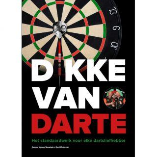 Dikke van Darte boek over Darten | Darts Warehouse