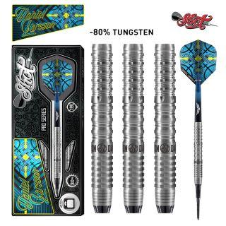 Softtip Shot Pro Series Daniel Larsson 80% | Darts Warehouse
