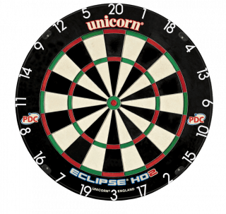Unicorn Eclipse HD2 Dartbord Kopen | Darts Warehouse