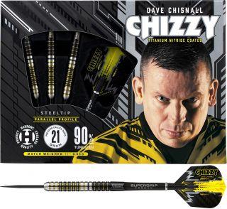 Harrows Dave Chisnall 90% Dartpijlen Kopen   Darts Warehouse