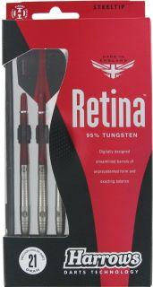 Retina 95% A Harrows Dartpijlen   Darts Warehouse Dartswebshop