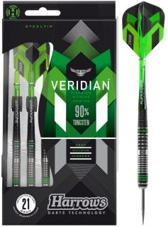 Harrows Veridian 90% Dartpijlen   Darts Warehouse Online