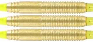Speedy Yellow Brass 18 gram McKicks Softtip Dartpijlen   Darts Warehouse