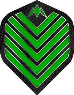 Mission Admiral Std. Green Dartflight | Darts Warehouse