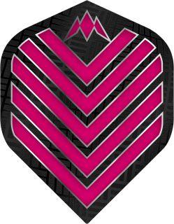 Mission Admiral Std. Pink Dartflight | Darts Warehouse