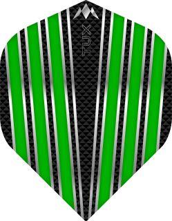 Mission Tux Std. Green Dartflight | Darts Warehouse