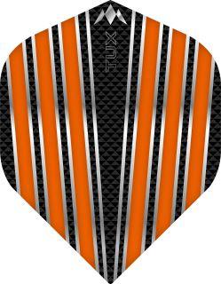 Mission Tux Std. Orange Dartflight | Darts Warehouse