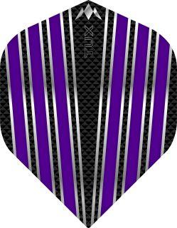 Mission Tux Std. Purple Dartflight | Darts Warehouse