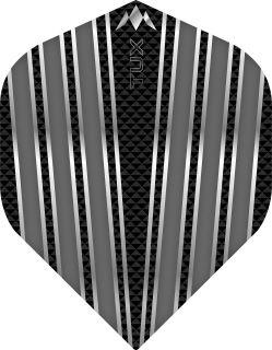Mission Tux Std. Grey Dartflight | Darts Warehouse